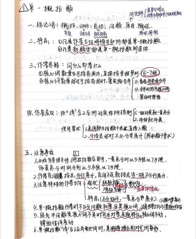 公务员考试申论80分答题技巧